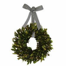 "French Myrtle 10"" Wreath"