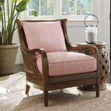 Island Paradise Armchair by Tommy Bahama Home