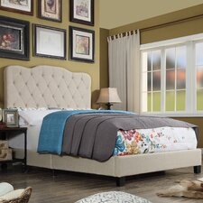 Elian Upholstered Panel Bed