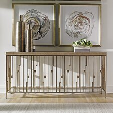Shadow Play Studio Console Table by Lexington