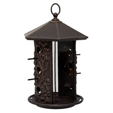 Dogwood Tube Bird Feeder