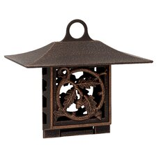 Oakleaf Suet Bird Feeder