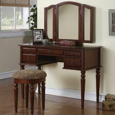Haskell Vanity Set with Mirror