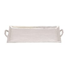 Rectangle Aluminum Serving Tray