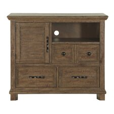 Canyon Road 3 Drawer Media Chest