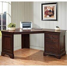 Vanguilder Corner Executive Desk