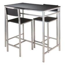 Howard 3 Piece Pub Table Set