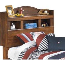 Myrna Bookcase Headboard
