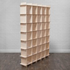 Gridlock Kids 35 Storage 79.25 Cube Unit by Sprout