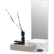Entrance Hall Unit and Mirror Set