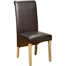 Roanoke Easy Upholstered Dining Chair (Set of 2)