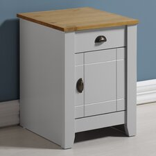 Bradmoor 1 Drawer Bedside Table