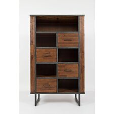 Goncalo 60 Standard Bookcase by 17 Stories