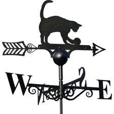 Cat and Ball Weathervane