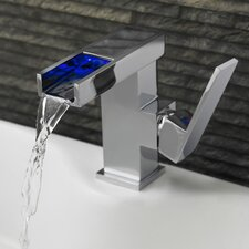 Series P Waterfall Monobloc Basin Mixer