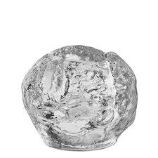 Snowball Crystal Glass Votive