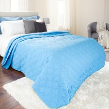 Classic Stitch Lightweight Quilted Blanket
