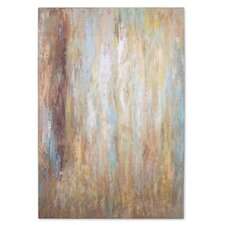Raindrops by Grace Feyock Painting on Canvas