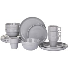 Stacking 16 Pieces Dinnerware Set