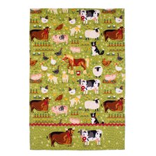Jennies Farm Tea Towel