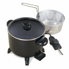 Control Master Kitchen Kettle-Electric Multi-Cooker/Steamer