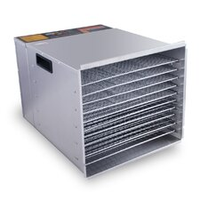 10 Tray Commercial Dryer Food Dehydrator