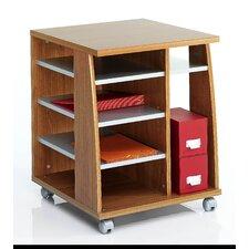 Basic 74cm H x 60cm W File Pedestal