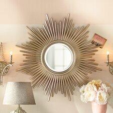 Josephson Modern Sunburst Wall Mirror