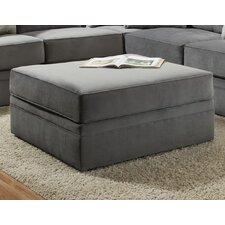 Simmons Upholstery Dorothy Cocktail Ottoman by Darby Home Co
