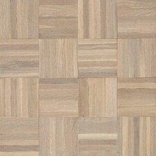 "Millwork 12"" Solid Oak Hardwood Flooring in Mystic Taupe"