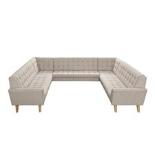 Trahan Reversible Chaise Sectional