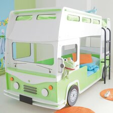 237 x 123cm Car Bunk Bed