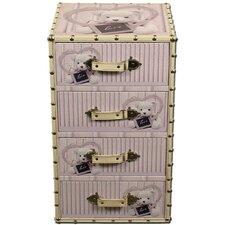 Fluffy Toy Box