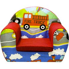 Transport Children's Club Chair