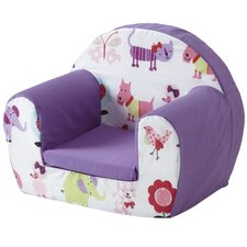 Cute Pets Children's Foam Chair