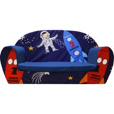 Space Boy Children's Sofa