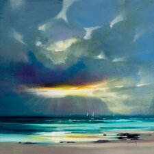 'West Coast Blues II' by Scott Naismith Print on Canvas