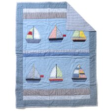 Sail Away Baby Quilt