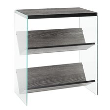 "Calorafield 27"" Accent Shelf Bookcase"