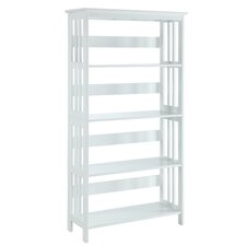 Evelynn 59.75 Etagere Bookcase by Zipcode Design