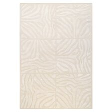 Nevis Hand-Tufted White Area Rug
