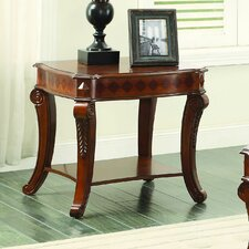 Archer End Table by Astoria Grand
