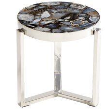 Geodance End Table by Cyan Design