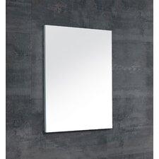 Wall Mounted Frameless Wall Mirror
