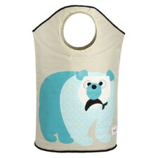 Polar Bear Laundry Hamper