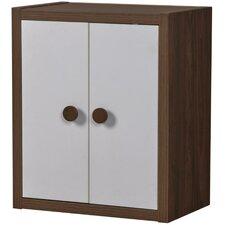 "Sierra Ridge Terra Modular 30"" Book Cabinet"