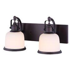 Boyette 2-Light Vanity Light