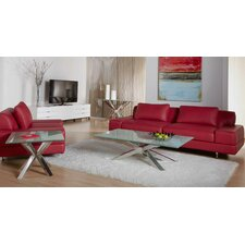 Lesly Coffee Table Set by Wade Logan