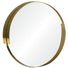 Echo Round Wall Mirror