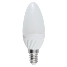 4W Frosted E14 LED Light Bulb (Set of 4)